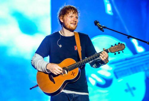 Szerelmespárok a világ körül és Ed Sheeran
