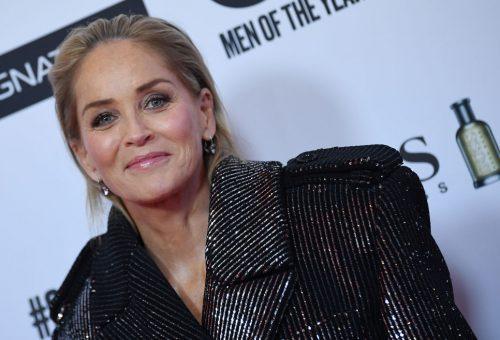Sharon Stone 63 évesen is bomba formában van
