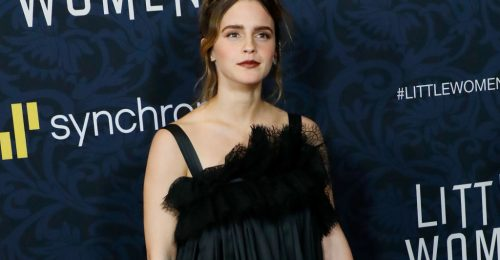 Emma Watson csökkentené az öltözködésünk ökológiai lábnyomát
