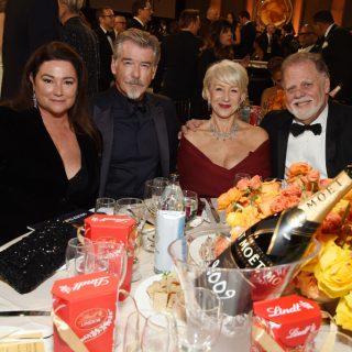 A történelemben először vegán menü várta a hírességeket a Golden Globe-gálán