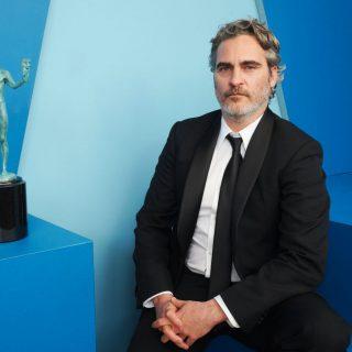 Joaquin Phoenix a díjátadóról egyenesen a vágóhídra ment