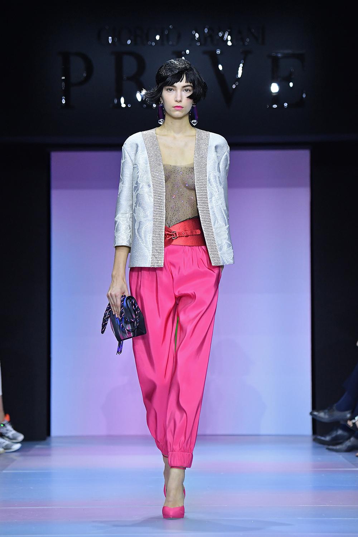 Armani haute couture