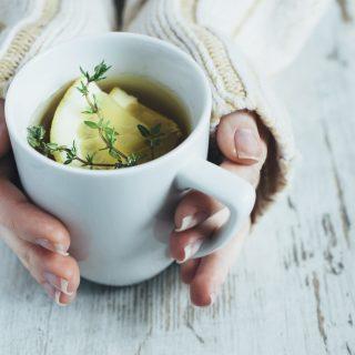 Valóban lehet teával fogyni?