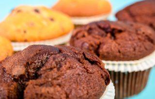 Isteni és gyorsan elkészíthető csokis-banános muffin
