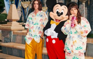 Mickey és Minnie Mouse-t ünnepli a Gucci új kollekciója