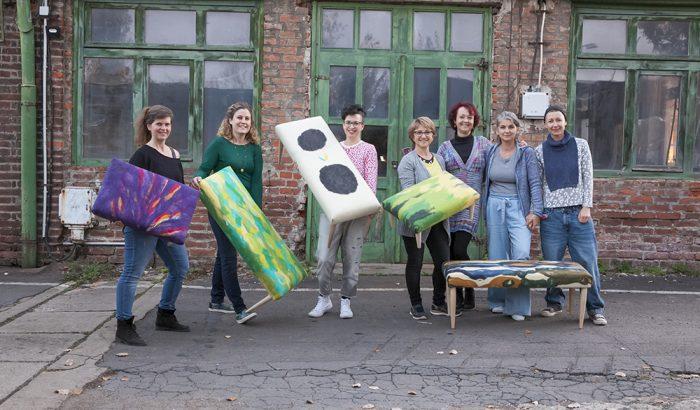 Izgalmas workshop kreatív hazai bútorkészítőktől