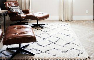 5 csíkos szőnyeg, aminek minden lakásban ott van a helye