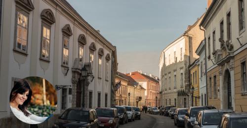 Az én utcám: Juhász Anna