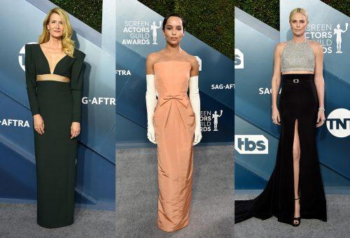 Ezek voltak a SAG-díjátadó legszebb ruhái