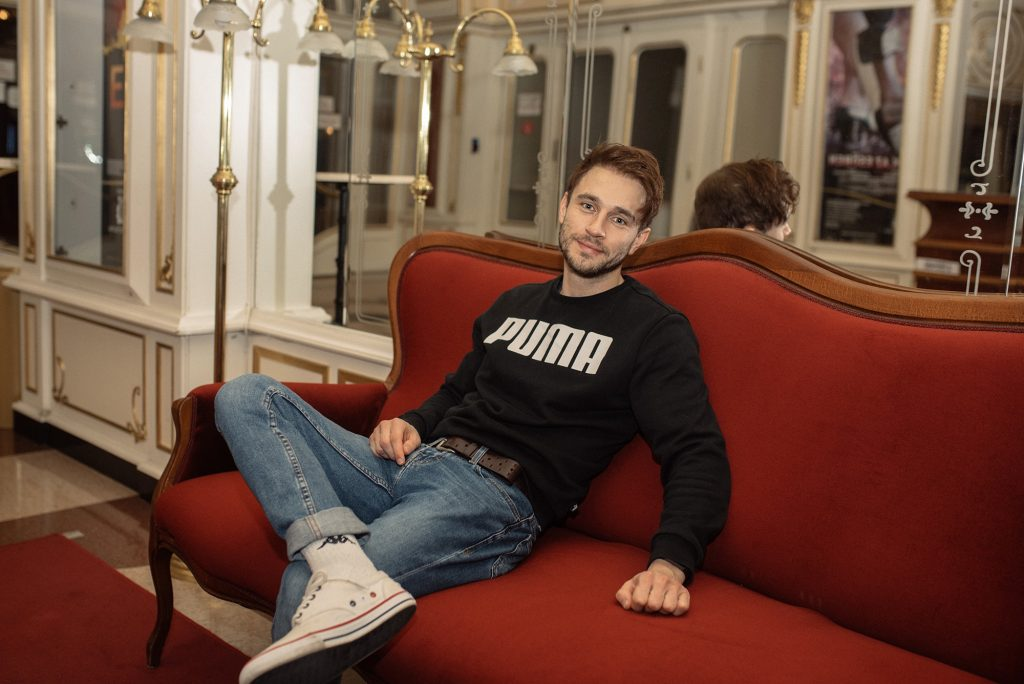 sandor peter szinesz interjú musical operett