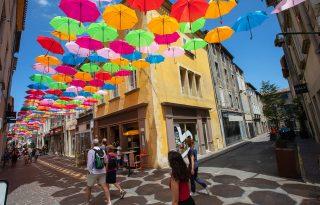 Carcassonne – időutazás és gasztroélmények