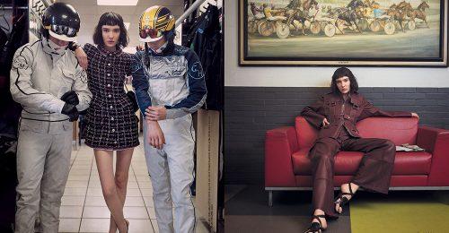 A Chanel kultikus tweedkosztümje újragondolva