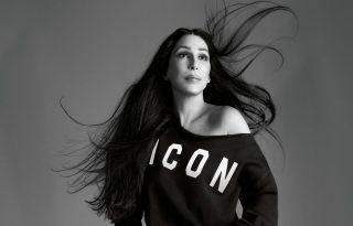 Gyönyörű kampányarc lett a 73 éves Cher