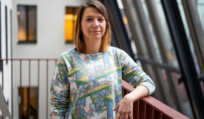 A munkám a szenvedélyem: Vásárhelyi Orsolya adattudós