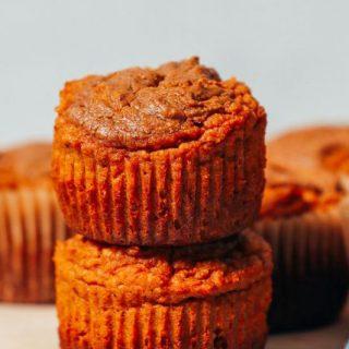 Mennyei muffin édesburgonyából