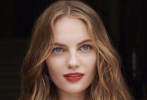 Ez a fiatal szupermodell lett a Givenchy új arca