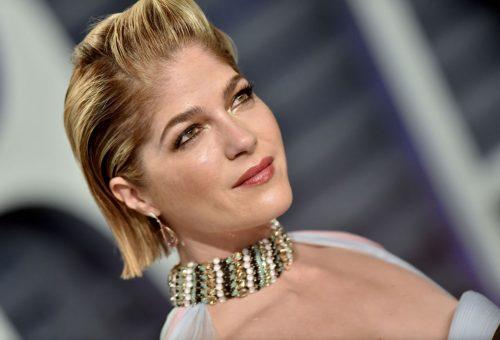 Selma Blair idén nem tudta megismételni a tavalyi Oscar-tündöklését