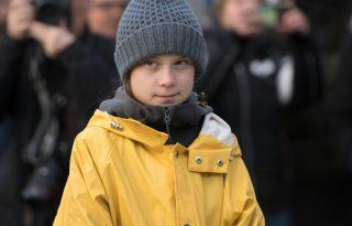 Greta Thunberget Nobel-békedíjra jelölték