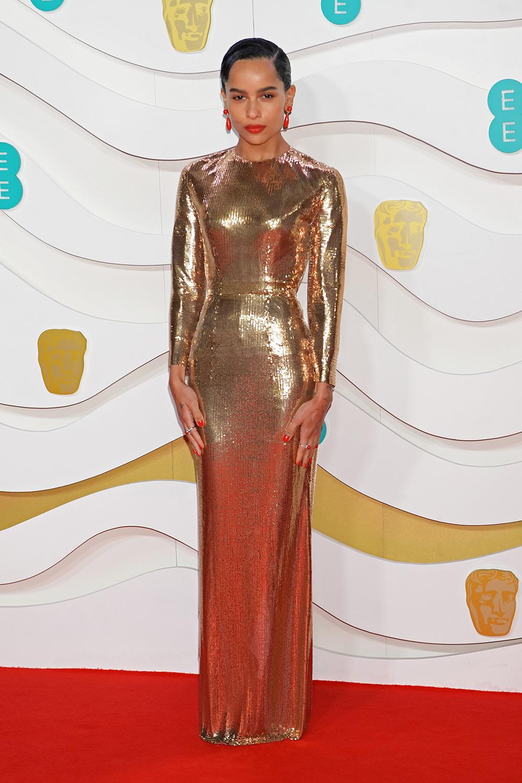 Zoë Kravitz BAFTA 2020