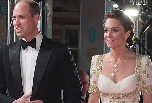 BAFTA 2020: Brad Pitt távollétében is tréfát űzött Vilmos hercegékkel