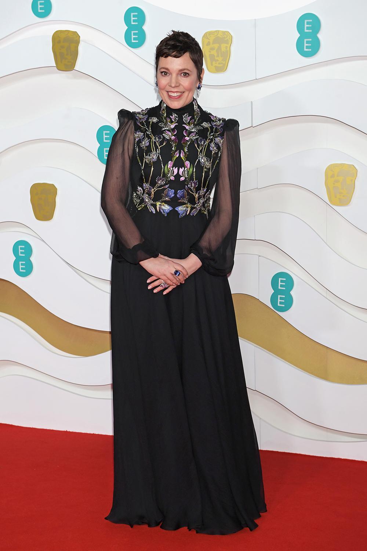 Olivia Coleman BAFTA