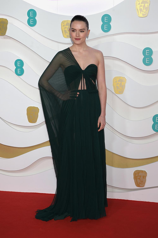 Daisy Ridley BAFTA 2020