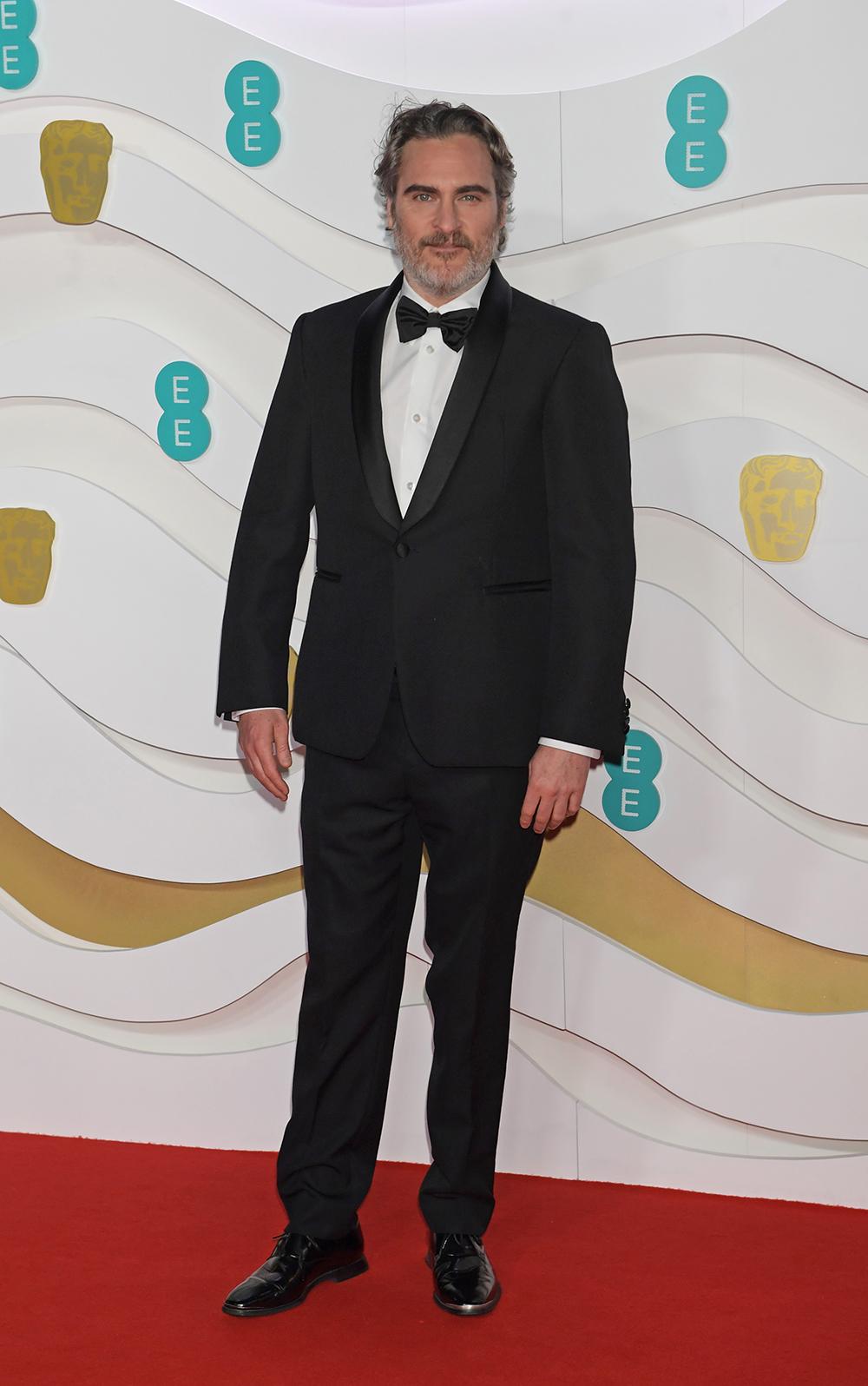 Joaquin Phoenix BAFTA 2020