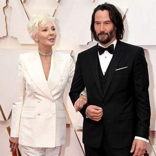 Oscar 2020: sztárok, akik anyukájukkal érkeztek