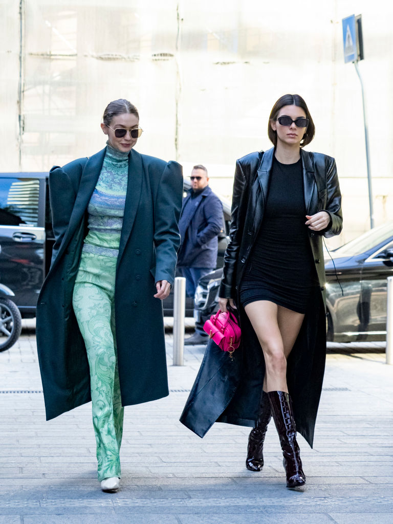 Kendall Jenner és Gigi Hadid