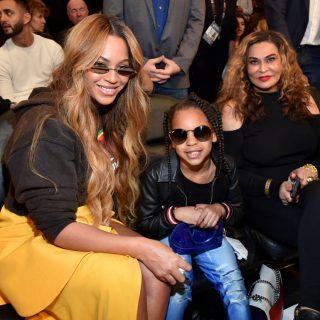Kár is tagadni, Beyoncé kislánya volt a Super Bowl legértékesebb játékosa