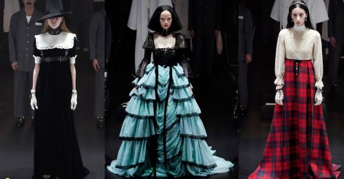 Viktória királynő gyászruhája megihlette a Guccit