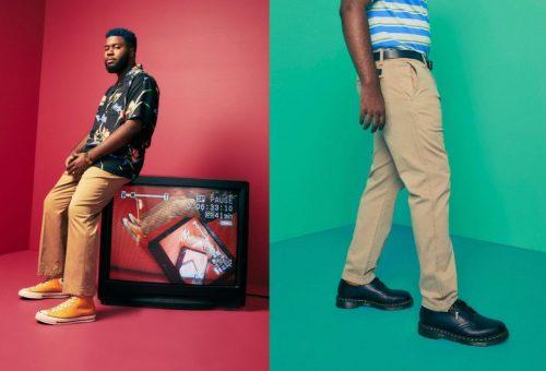 Dj Khalid a Levi's reklámjában feszít