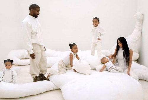 Címlapon Kardashianék minimalista otthona