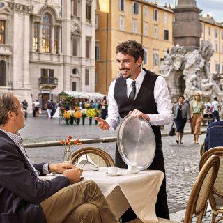 Itália ihletésében