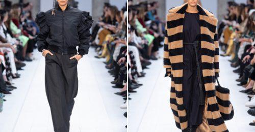 A Max Mara újra divatba hozza a tengerész stílust