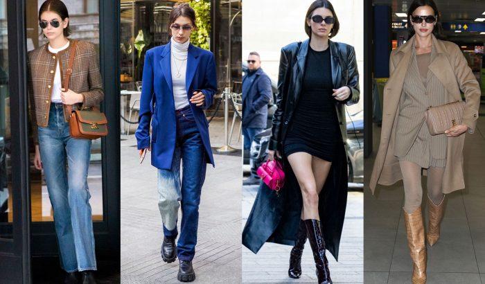 Street style: a szupermodellek utcai viselete is megér egy kifutót