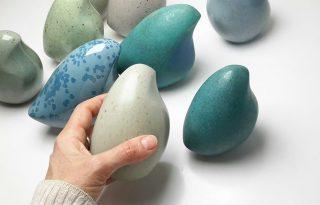 Megváltozott munkaképességű személyek segítségével készülnek a minimalista kerámiaállatok