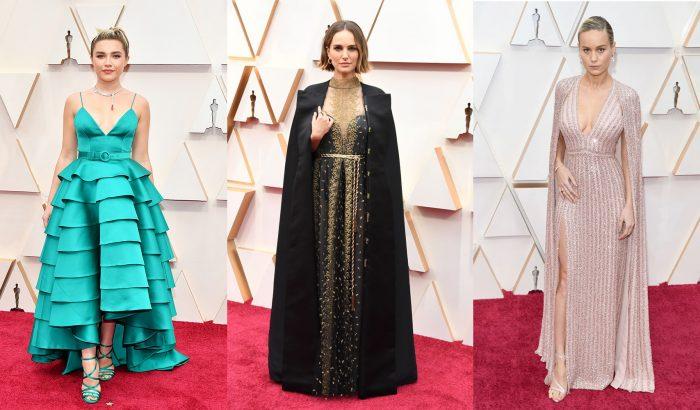 A 92. Oscar-gála 10 legszebb ruhája
