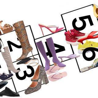 2020 tavasza a cipőmániások álma