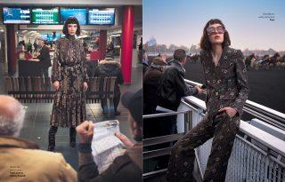Így hódít tavasztól a Dior, a Saint Laurent és a Louis Vuitton