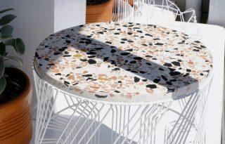 Ennek a retró asztalnak a teraszodon van a helye