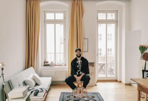 Vendégségben… Bodnár Bence kreatív tanácsadó berlini otthonában