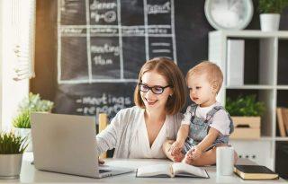 Kettős elvárás a kisgyermekes anyákkal szemben karrierfronton