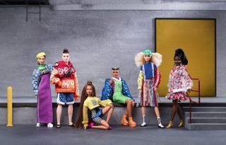Retró Barbie-baba kollekcióval jött ki a Mattel