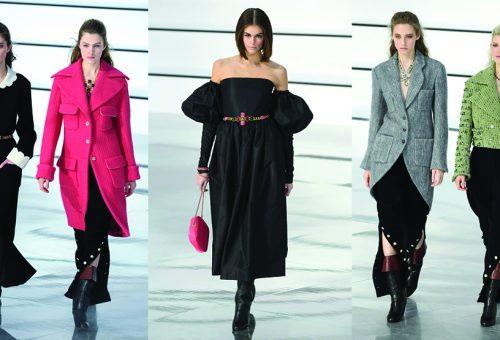 Párizsi divathét: a Chanel élő adásban közvetítette a bemutatóját
