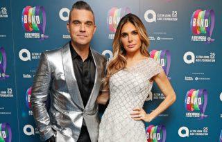Robbie Williams és felesége szétköltözésénél nincs most viccesebb
