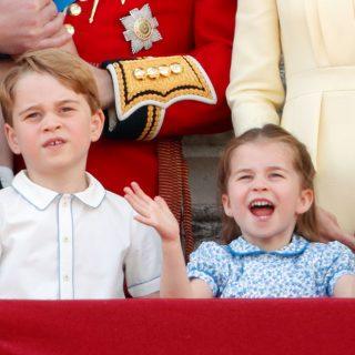 György herceg és testvérei cuki videóban üzentek az egészségügyi dolgozóknak