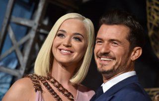 Első babáját várja Katy Perry és Orlando Bloom