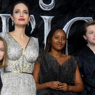 Angelina Jolie két lánya is műtéten esett át