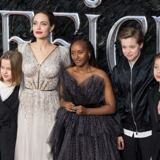 Angelina Jolie cirkuszba vitte gyerekeit